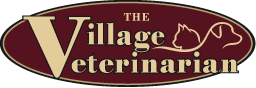 The Village Veterinarian Logo